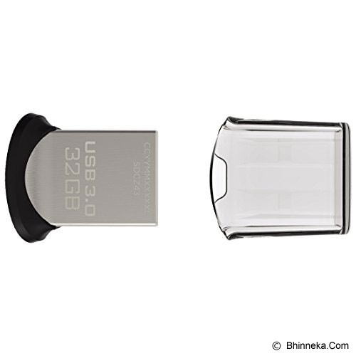 SANDISK Ultra Fit 32GB [CZ43] - Usb Flash Disk / Drive Stylish